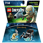more details on LEGO Dimensions: Gollum Fun Pack.