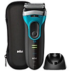 more details on Braun Series 3 3080 Wet and Dry Electric Shaver.