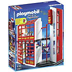 more details on Playmobil Fire Station With Alarm.