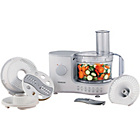 more details on Kenwood FP120 Compact Food Processor - White.