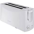 Simple Value 4 Slice Toaster - White