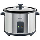 more details on Breville ITP181 1.8L Rice Cooker and Steamer - St/Steel.