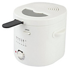 more details on Argos Value Range Deep Fat Fryer - White.