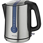 more details on Philips HD4671/20 3000 Watts Energy Efficient SS Kettle.