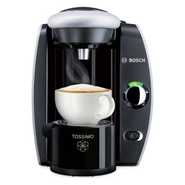 buy tassimo by bosch t40 fidelia multi drinks machine silver at your online shop. Black Bedroom Furniture Sets. Home Design Ideas