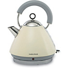 more details on Morphy Richards 43775 Traditional Kettle - Cream.