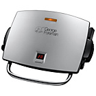 more details on George Foreman 14525 4 Portion Family Grill and Melt.
