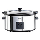 more details on Breville ITP138 Slow Cooker 5.5 Litre - Stainless Steel.