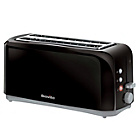 more details on Breville VTT233 4 Slice Toaster - Black.