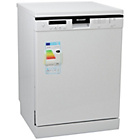 more details on Sharp QW-T21F472W Dishwasher - White.