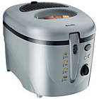 more details on Breville VDF054 Deep Fat Fryer - Silver.