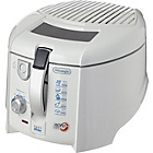 more details on De'Longhi F28311 Rotating Deep Fat Fryer - White.
