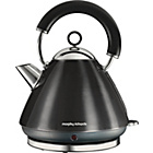 more details on Morphy Richards 43776 Traditional Kettle - Black.