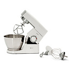 more details on Kenwood KM337 Classic Chef Kitchen Machine - White.