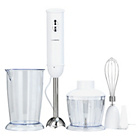 more details on Cookworks Hand Blender - White.