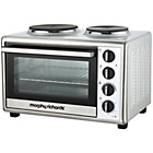 more details on Morphy Richards KWS1128HQ-F2UC Convection Mini Oven - Silver
