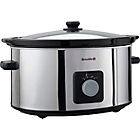 more details on Breville ITP139 6.5L Slow Cooker - Stainless Steel.