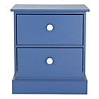 more details on Stowe Bedside Chest - Blue.