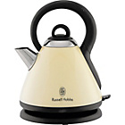 more details on Russell Hobbs 18256 Heritage Country Kettle - Cream.