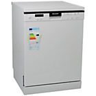 more details on Sharp QW-T13F491W Dishwasher - White.