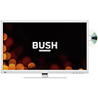 more details on Bush 32in HD Ready LED TV/DVD Combi Whte