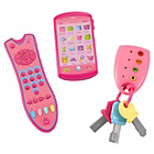 more details on Early Learning Centre My First Gadget Set - Pink.