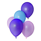 more details on Pastel Latex Helium Balloons - 50 Pack.