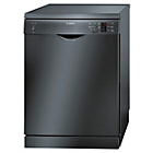 more details on Bosch SMS50C26UK Full Size Dishwasher - Black.