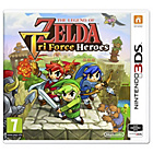 more details on The Legend of Zelda Tri Force Heroes 3DS Game.