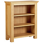 more details on Westminster Small Bookcase - Oak.