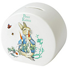more details on Beatrix Potter Peter Rabbit Money Bank.