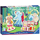 more details on In The Night Garden  4 x Shaped Floor Puzzles