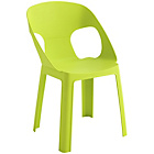 more details on Habitat Darla Kids Plastic Chair - Green.