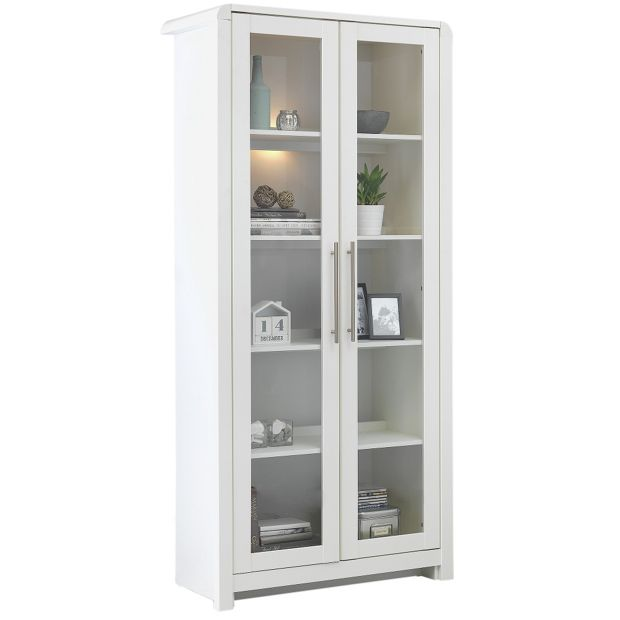 buy heart of house elford full display unit white at. Black Bedroom Furniture Sets. Home Design Ideas