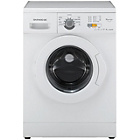 more details on Daewoo DWDGM1211 6KG 1200 Spin Washing Machine - White.