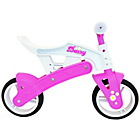 more details on Concept Daisy Balance Bike - Pink.