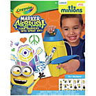more details on Despicable Me Crayola Minion Marker Airbrush.