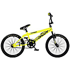 more details on Rooster Big Daddy Spoke Neon Yellow BMX Bike.
