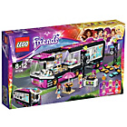 more details on LEGO Friends Pop Star Tour Bus - 41106.