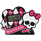 more details on Monster High Clock Radio - Black.