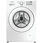 more details on Samsung WW80J3483KW 8Kg 1400 Spin Washing Machine - White.