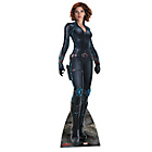 more details on The Avengers: Age of Ultron Black Widow Cardboard Cut-Out.