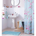 more details on Canterbury Shower Curtain - Multicoloured.