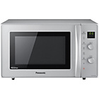 more details on Panasonic NN-CD575MBPQ Combination Microwave - Silver.