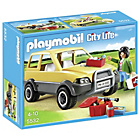 more details on Playmobil Vet with Car Playset.