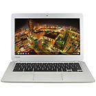 more details on Toshiba Chromebook 2 13.3 inch 2GB 16GB - Silver.
