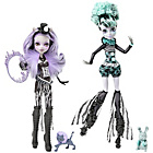 more details on Monster High Freak Du Chic Doll.
