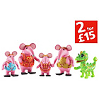 more details on The Clangers Family Pack of Figures.