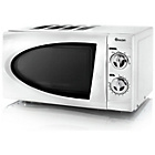 more details on Swan SM3090N Standard Microwave - White.