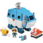 more details on Fisher-Price Octonauts Gup-I Transforming Polar Vehicle